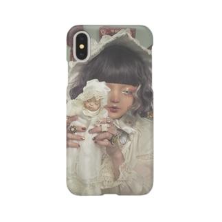 DOLL GAL MILLNA SmartPhone case Smartphone cases
