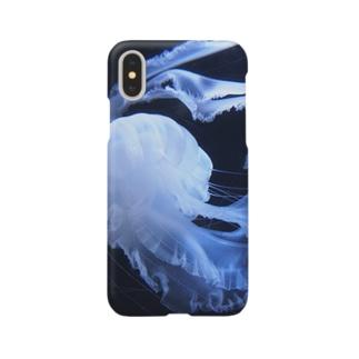どでかクラゲ Smartphone cases