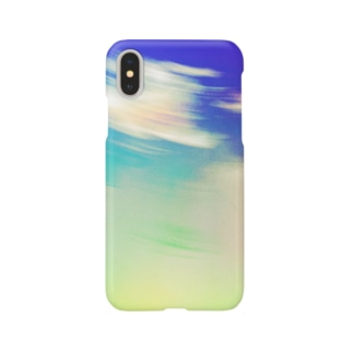 WHIRLING SKY Smartphone cases