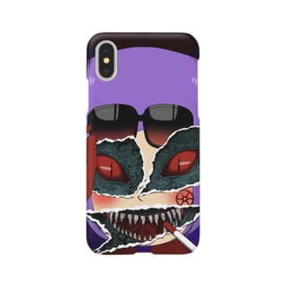エイリアンアイドル Smartphone cases