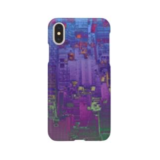 CYBERPUNKCITY Smartphone cases