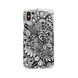 お花達 Smartphone cases