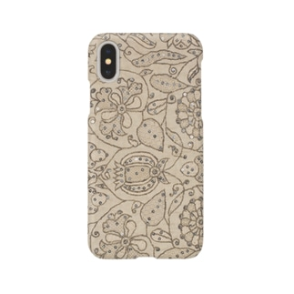 British Lace Coif Smartphone cases