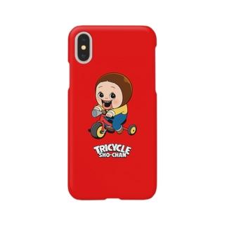 しょーちゃん 三輪車 Smartphone cases