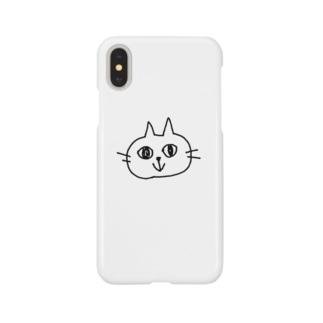 にゃんこ スマートフォンケース