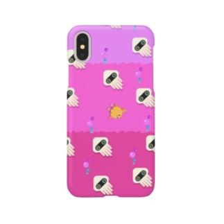 ジャンピング・リトル Smartphone cases