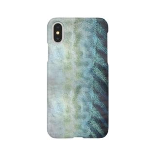 mackerel_鯖 Smartphone cases