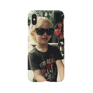 Noir de jais- series of   Eden Smartphone cases