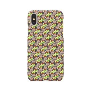 マヤコ軍団 Smartphone cases