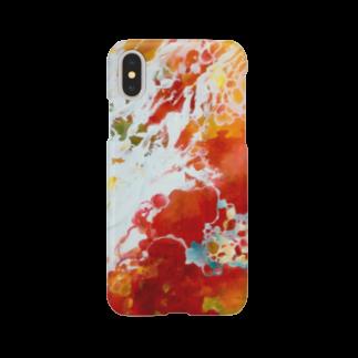 ゆるるかのdrawing1 Smartphone cases
