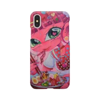 ゆめかわラーメン Smartphone cases