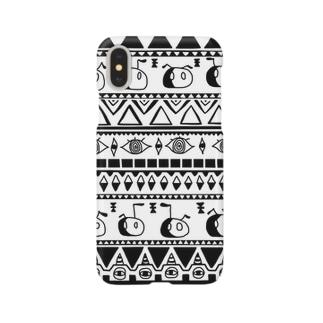 とらいばる Smartphone cases