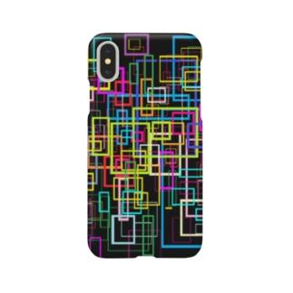 光彩 Smartphone cases