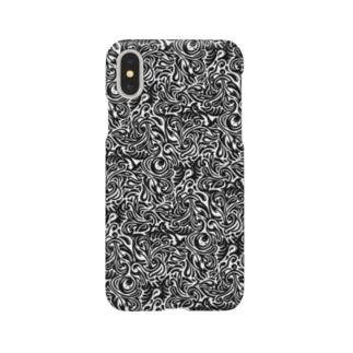 墨-SUMI- Smartphone cases