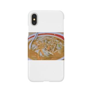 味噌ラーメン Smartphone cases