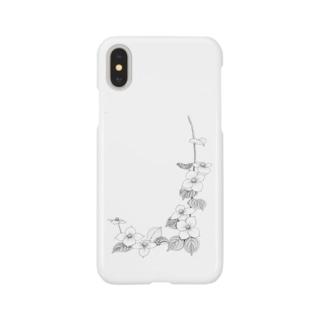 ヤマボウシ Smartphone cases