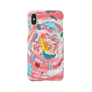渦 Smartphone cases