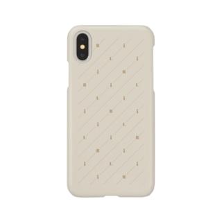 モノグラム(ロゴ) Smartphone cases