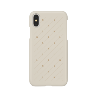 RiLiのモノグラム(ロゴ) Smartphone cases