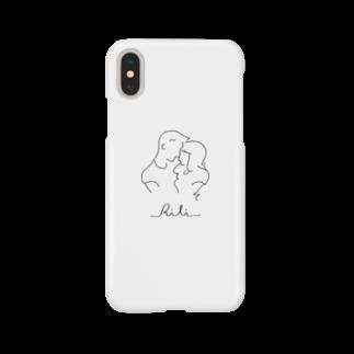 RiLiのtwo of a kind Smartphone cases