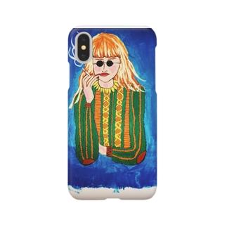 ゆめふく Smartphone cases