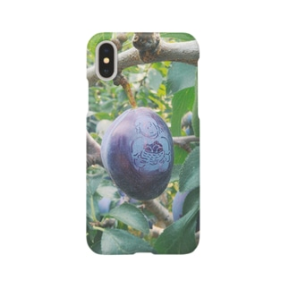plum art Smartphone cases