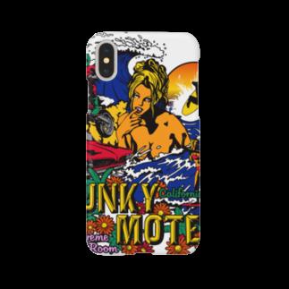 JOKERS FACTORYのFUNKY MOTEL Smartphone cases