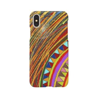 らくがき👁 Smartphone cases