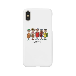 SUSHI Smartphone cases