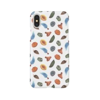 エディアカラ生物群 〈オリジナルカラー〉 Smartphone cases