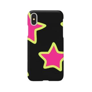 テガキボシ Smartphone cases