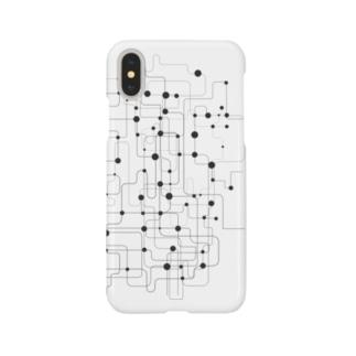 基盤ネットワーク Smartphone cases