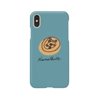 kanelbulle 青 Smartphone cases