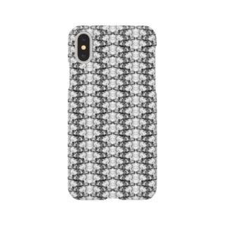 simbol03_mono Smartphone cases