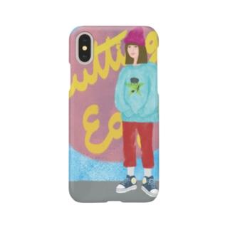 ストリートスナップ Smartphone cases