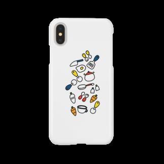 ▷            chiroruのおままごと Smartphone cases