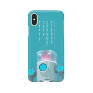 Voxelart-ROBOT03- Smartphone cases