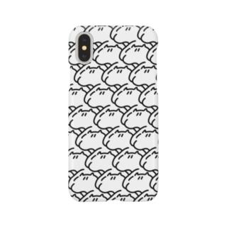 ぎゅーぎゅーおかっぱちゃん! Smartphone cases