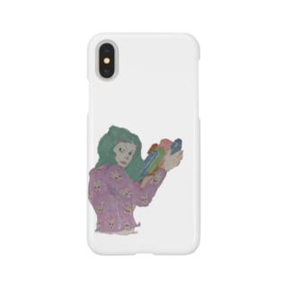 ガール Smartphone cases