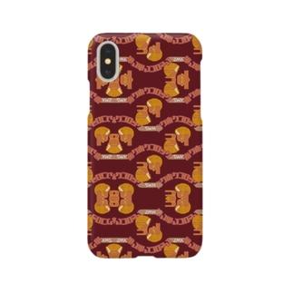 201810月NEW「秋のほくほくコロッケ」 Smartphone cases