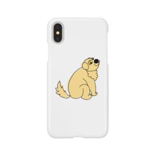 ふんばりゴル! Smartphone cases