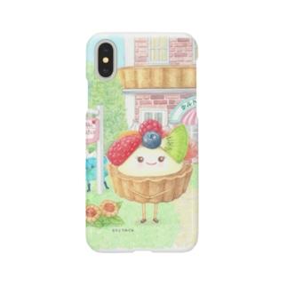 フルーツタルトさん Smartphone cases