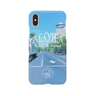 Kalakaua Ave. Smartphone cases