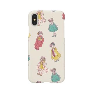 おしゃれ少女 Smartphone cases