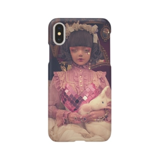 DOLL GAL MILLNA bring heart Smartphone cases