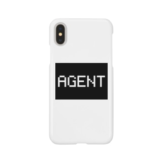 エージェント Smartphone cases