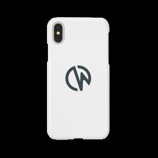 Crowi Fun ShopのCrowi Logo Smartphone cases
