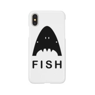 イケイケフィッシュグッズ Smartphone cases