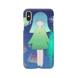 おほしさまワンダーランド Smartphone cases