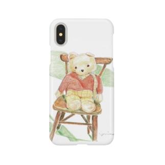 いすくま Smartphone cases